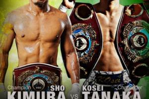 【結果】木村翔vs田中恒成 WBO世界フライ級タイトルマッチ画像