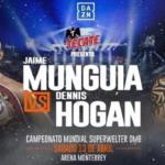 4月14日WBO世界スーパーウェルター級王者ハイメ・ムンギア