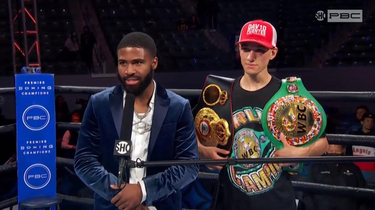 9月12日WBC・WBAフィゲロアvsWBOフルトンが正式決定!試合後インタビュー