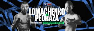 ロマチェンコがノーマス宣言!ロマチェンコvsホセ・ペドロサ12月8日(9日)オッズ情報