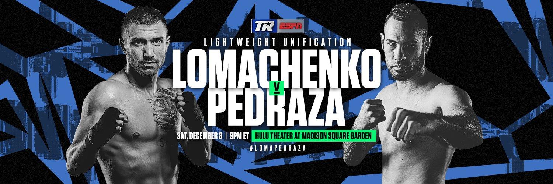 ロマチェンコがノーマス宣言!ロマチェンコvsホセ・ペドラサ12月8日(9日)オッズ情報