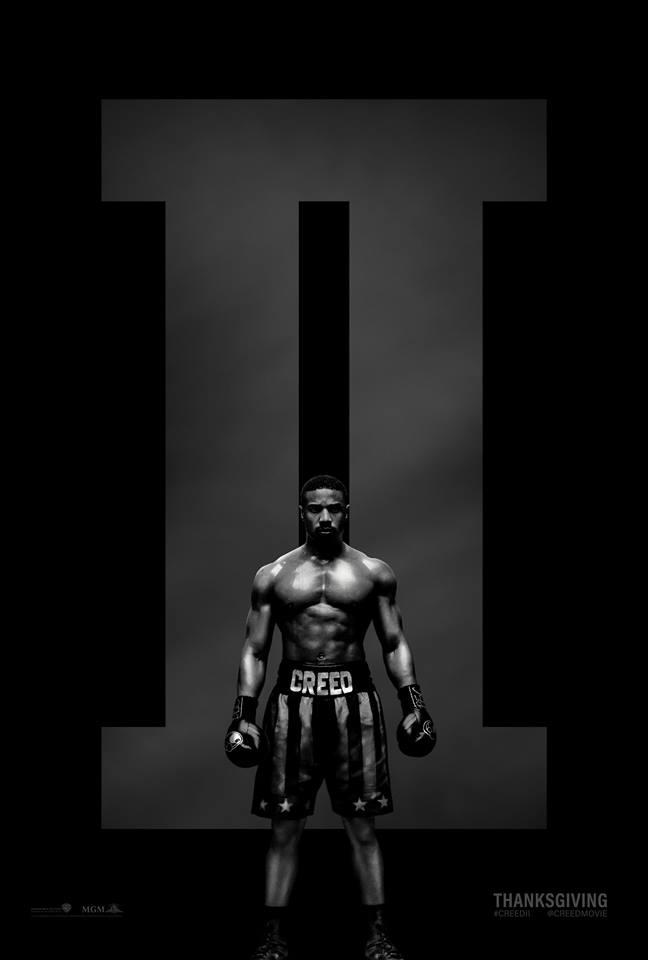 【クリード2】ボクシング映画「CREEDII」
