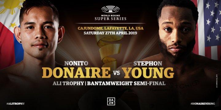 WBSSバンタム準決勝4/27ゾラニ・テテが欠場、ステファン・ヤングが出場