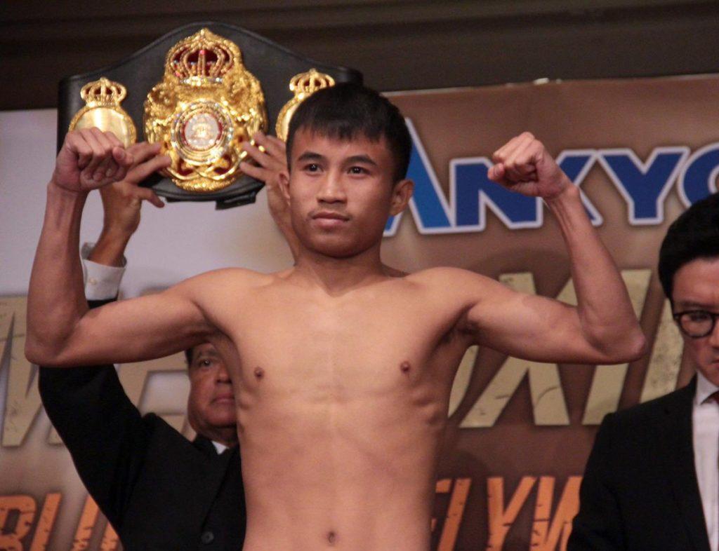 画像【WBA Boxing】https://twitter.com/WBABoxing/status/1140914472812535808