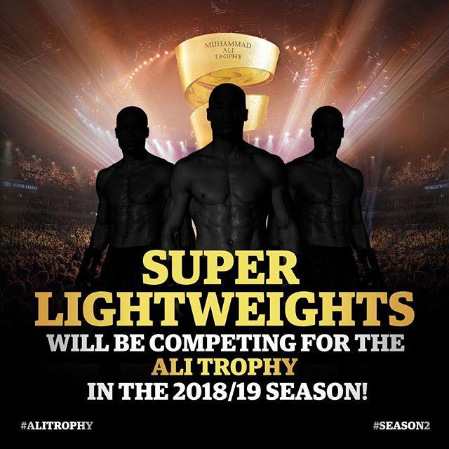 WBSSスーパーライト級トーナメントも正式決定