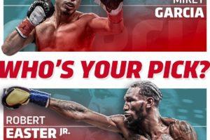 【結果】マイキーvsイースターJr WBO世界スーパーフェザー級王座決定戦