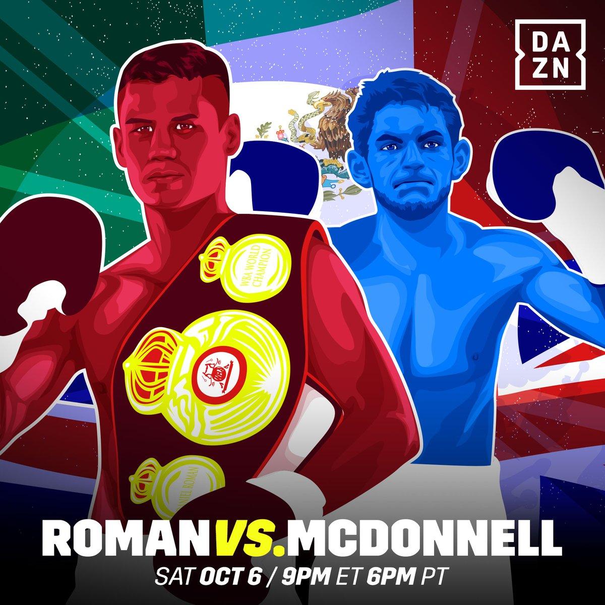 【結果】ローマンvsギャビン WBA世界スーパーバンタム級タイトルマッチ2018年10月6日