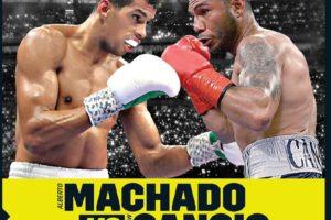 マチャド1Rダウンを奪うが逆襲?【結果】アルベルト・マチャドvsアンドリュー・カンシオ WBA世界スーパーフェザー級タイトルマッチ2019年2月10日