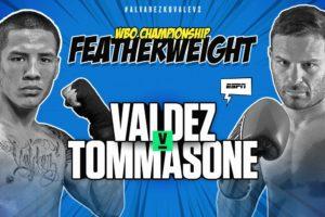 【速報・結果】オスカル・バルデスvsカルミネ・トマゾーネ WBO世界フェザー級タイトルマッチ2019年2月3日