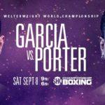 【結果】ポーターvsガルシア WBC世界ウェルター級王座決定戦2018年9月8月