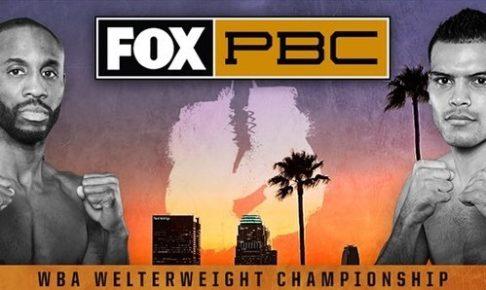 【ライブ速報・結果】ヨルデニス・ウガスvsアベル・ラモス WBA正規ウェルター級王座決定戦