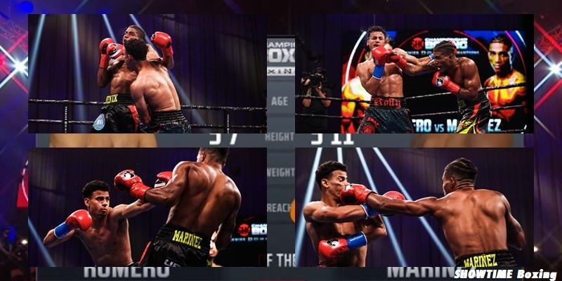 【結果・速報】ライアンをスパーで圧倒無敗ローランド・ロメロvs無敗ジャクソン・マリネス WBA世界ライト級暫定王座決定戦