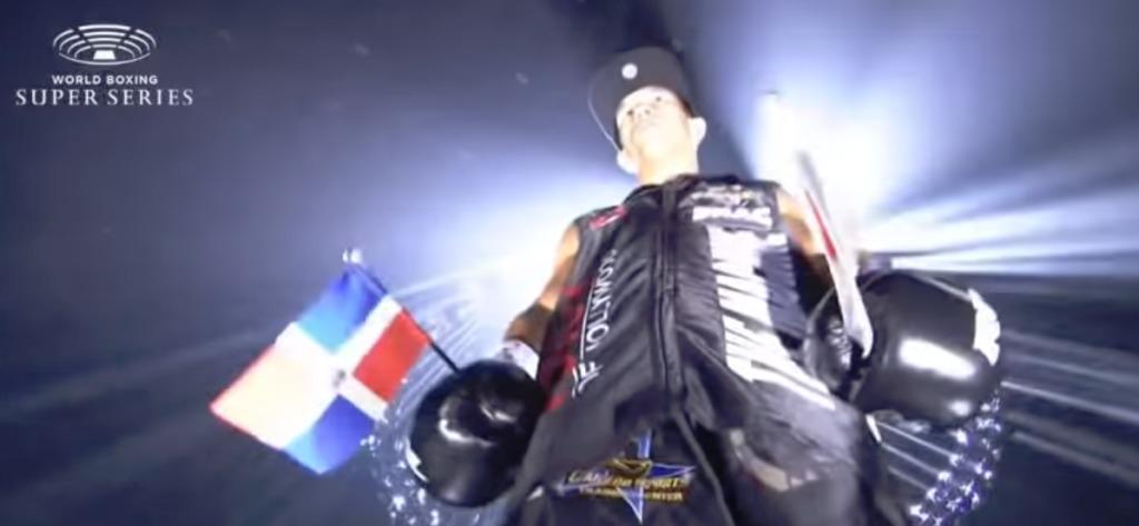 パヤノが入場【結果・動画】井上尚弥vsパヤノWBSS一回戦・WBA世界バンタム級タイトルマッチ