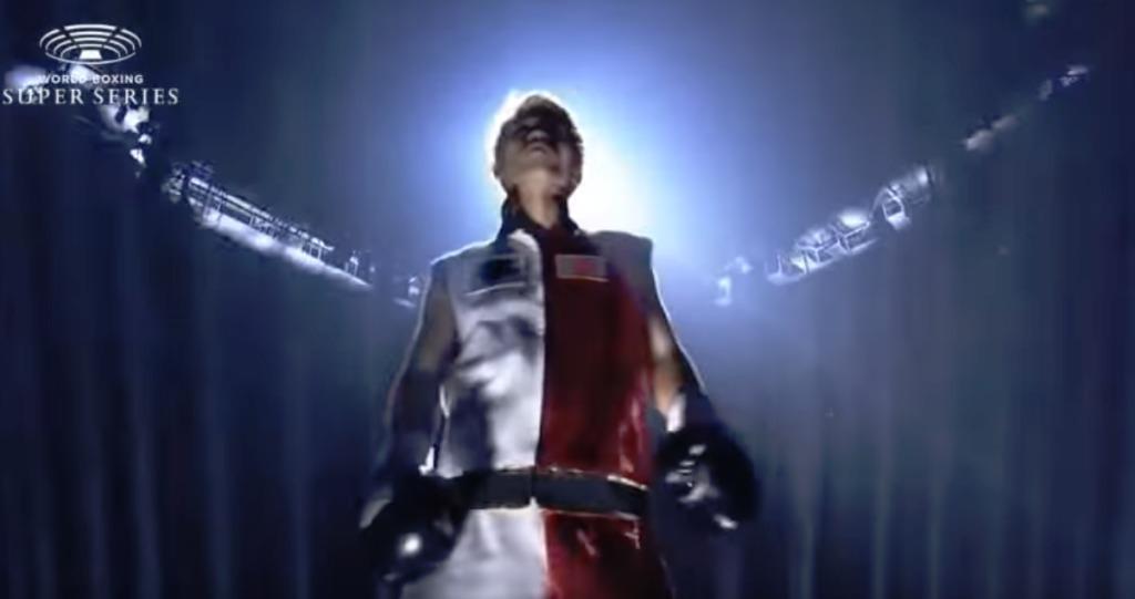 井上尚弥が入場【結果・動画】井上尚弥vsパヤノWBSS一回戦・WBA世界バンタム級タイトルマッチ