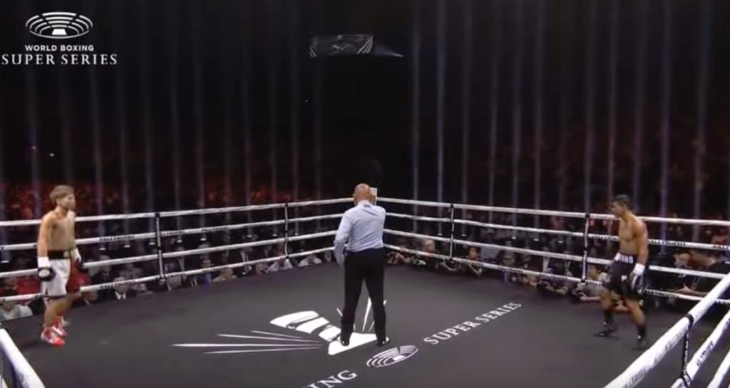 試合開始【結果・動画】井上尚弥vsパヤノWBSS一回戦・WBA世界バンタム級タイトルマッチ