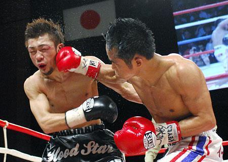 【反応の限界を超えろ】元WBC世界ミニマム級王者イーグル・デーン・ジュンラパン(イーグル赤倉:角海老ジム)