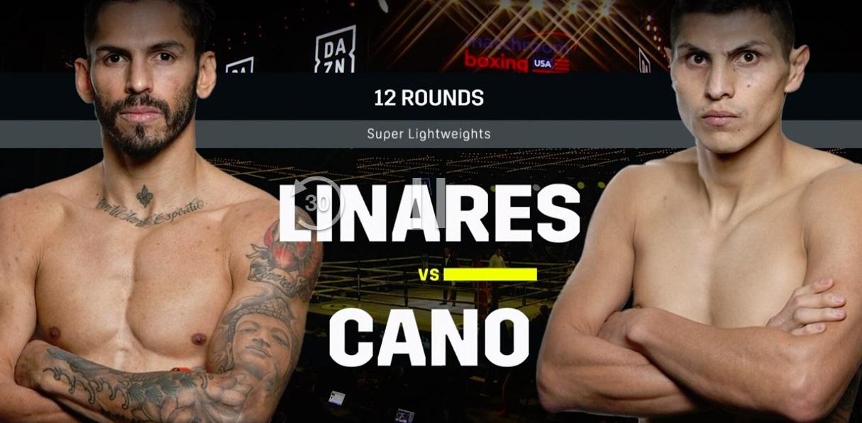 【速報・結果・ライブ】ホルヘ・リナレスvsパブロ・セサール・カノ WBC世界スーパーライト級挑戦者決定戦 2019年1月19日