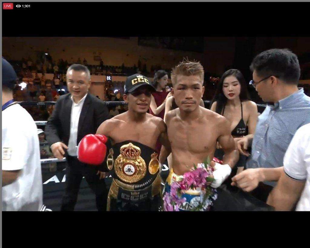 最新・速報】ボクシングニュース...