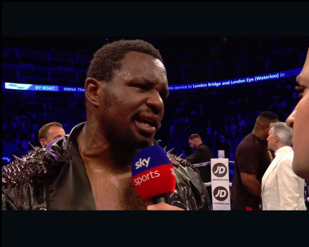 結果・動画】ディリアン・ホワイトvsオスカル・リバス WBC世界ヘビー級 ...