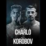 判定が・・【結果】ジャモール・チャーロvsマット・コロボフ WBC世界ミドル級暫定タイトルマッチ