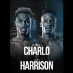 信じられない判定が【結果】ジャーメル・チャーロvsトニー・ハリソン WBC世界スーパーウェルター級タイトルマッチ