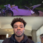 エロール・スペンス3回転の車事故でまだスパーリングできず