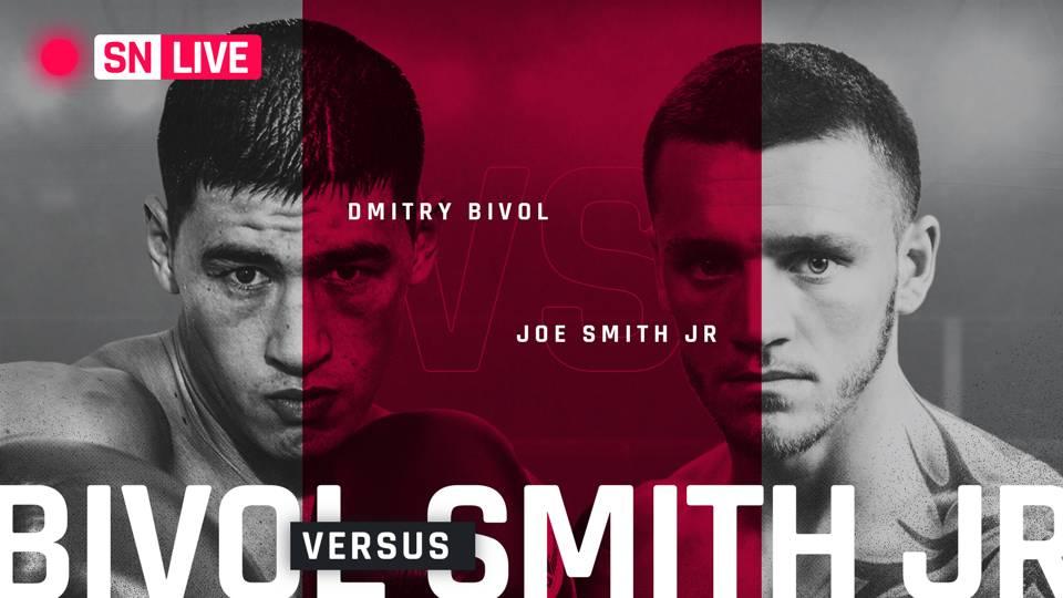 ビボル安定の・・【結果・速報】ディミトリー・ビボルvsジョー・スミスJr WBA世界ライトヘビー級タイトルマッチ