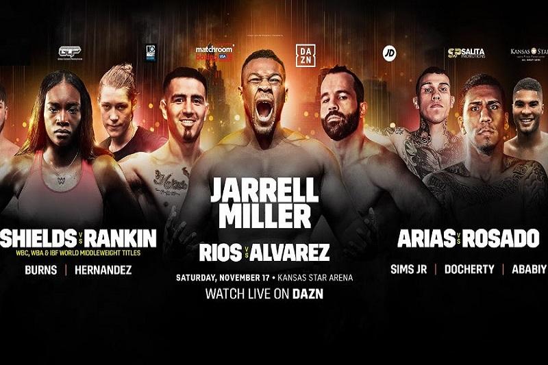 11月18日 WBA世界ヘビー級王座決定戦@アメリカ ジャーレル・ミラー vs ボグダンディヌ