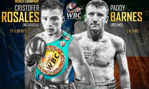 【結果】ロサレスvsバーンズ WBC世界フライ級タイトルマッチ
