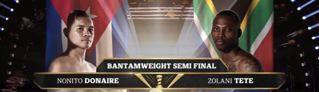 WBSS2バンタム級準決勝「ステファン・ヤングvs ドネア」