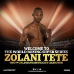 WBSS2バンタム参加選手WBO王者:ゾラニ・テテ(南アフリカ)
