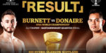 WBSSバンタム4強決定【結果・動画】ノニト・ドネアvsバーネット WBA世界バンタム級スーパータイトルマッチ